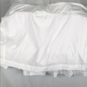 Fila XL Women's Tennis Skirt White